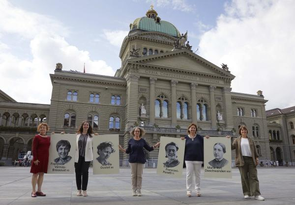 diritti politici, donne, parità